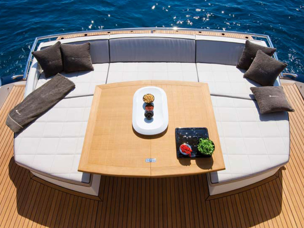 Location Yacht charter Scuderia