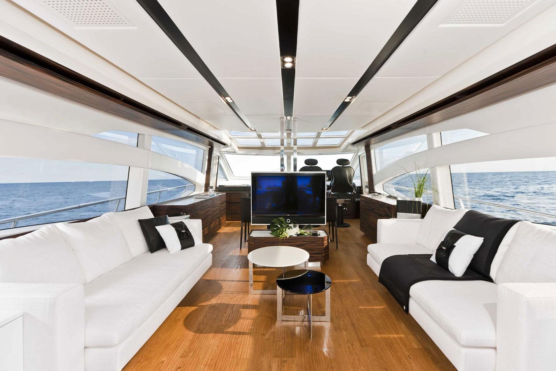louer yacht luxe en france