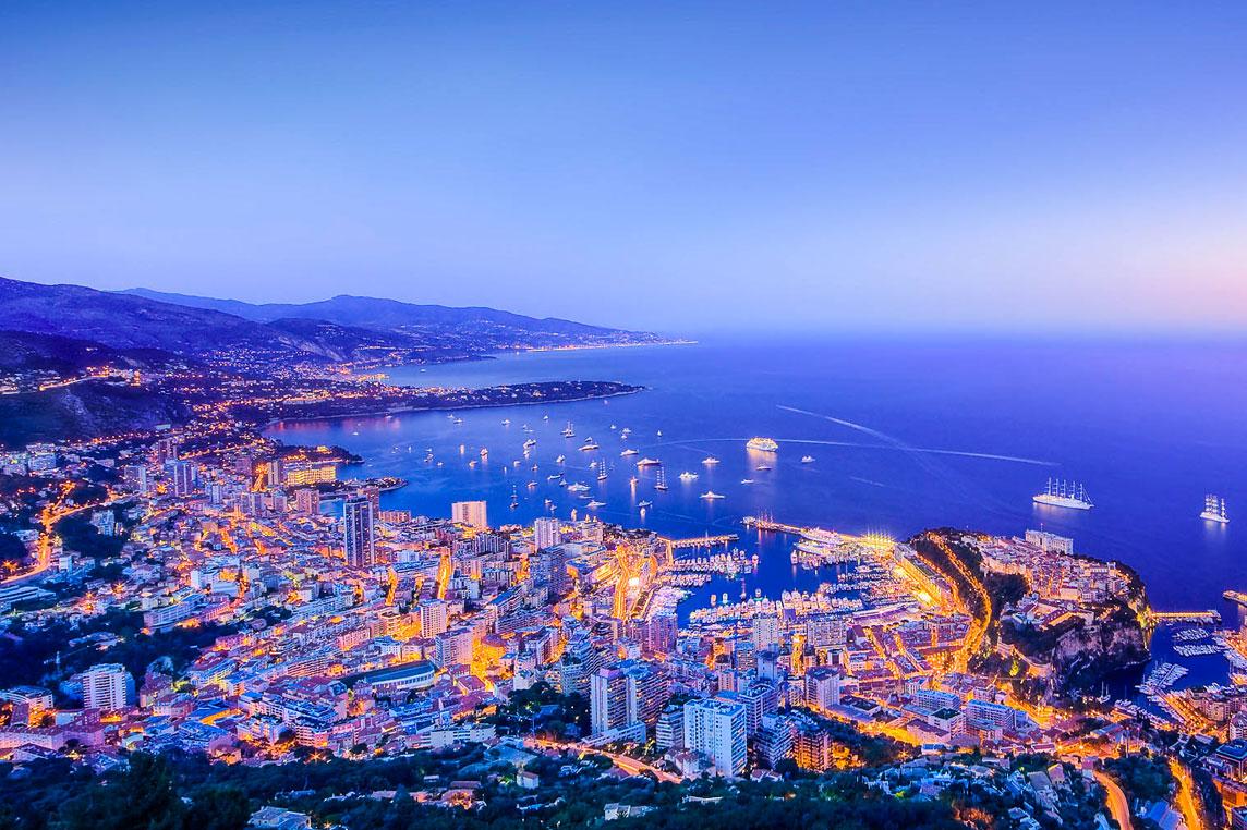 Monaco - Yacht charter Scuderia