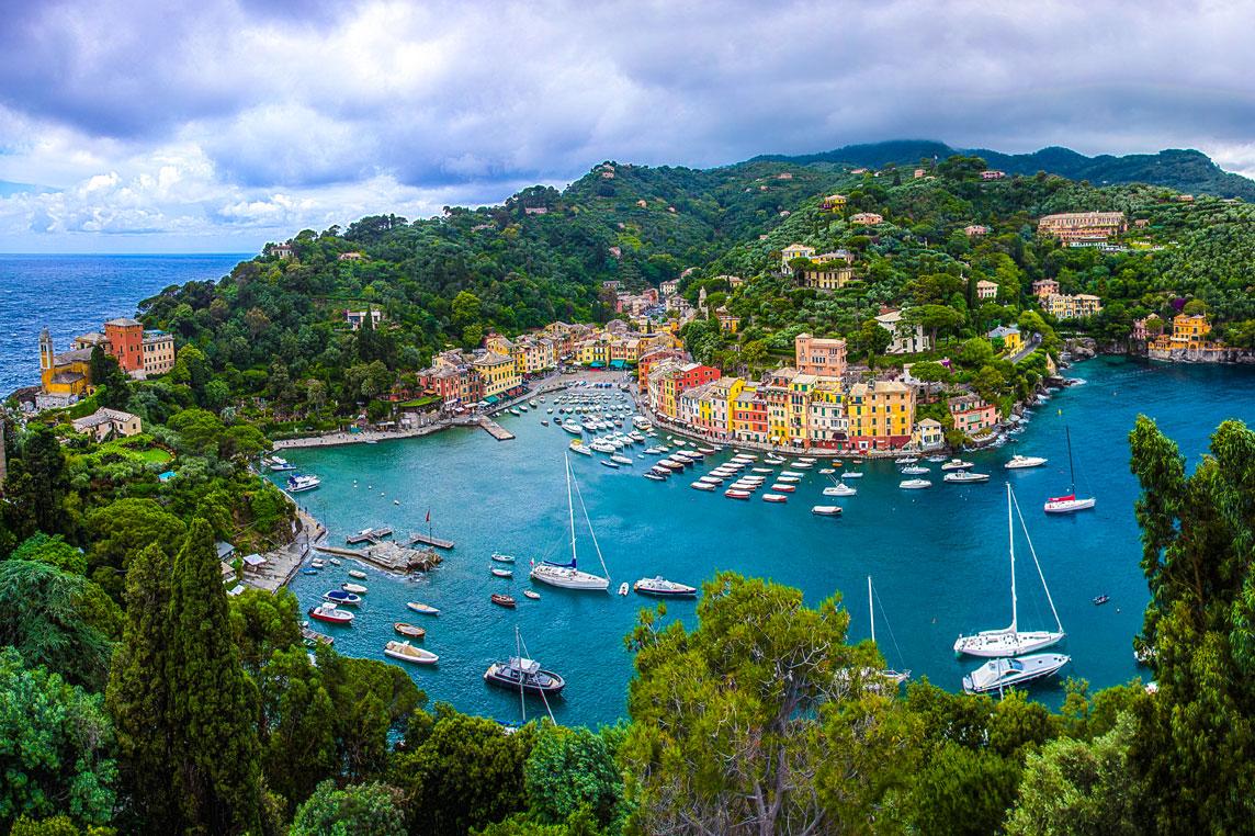 Portofino - Yacht charter Scuderia