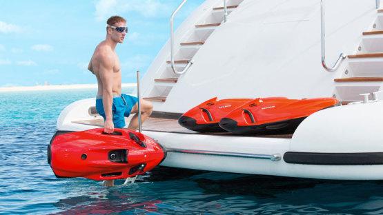 Seabob - Yacht charter Cannes Scuderia