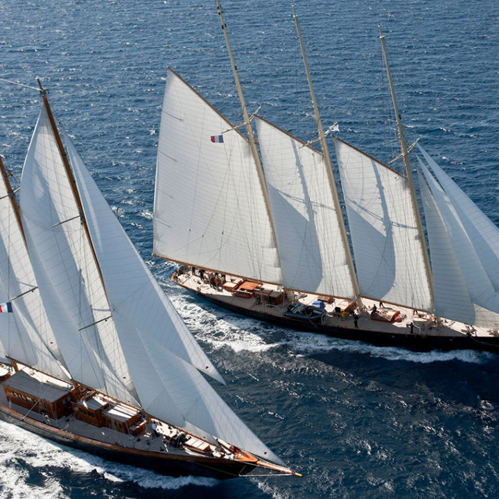 The Voiles de St Tropez