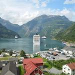 Norvège - geirangerfjord